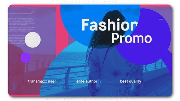 Videohive Fashion Kinetics Promo Free Download