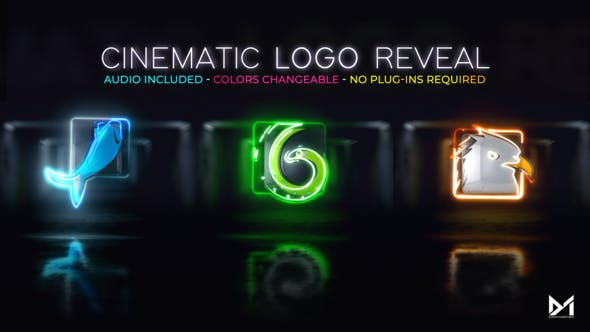 Videohive Cinematic Logo Reveal 25380358 Free Download
