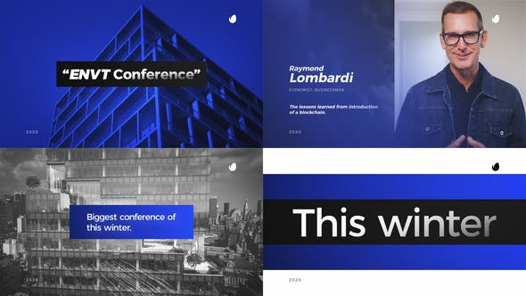 Videohive ENVT Conference // Event Promo Free Download
