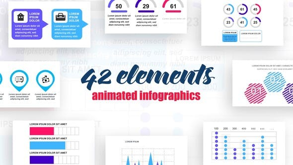 Videohive Infographics Vol.6 Free Download