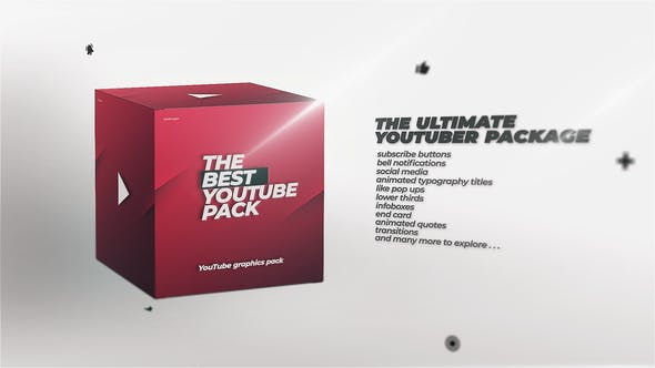 Videohive YouTube Channel Essentials Free Download