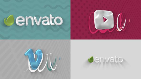Videohive Stylish Logo Sting Free Download