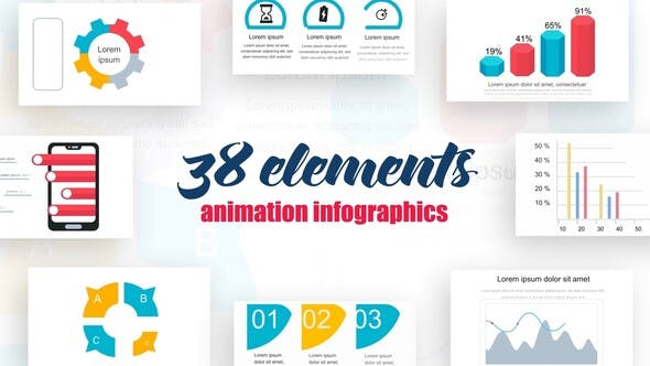 Videohive Infographics Vol.7 Free Download