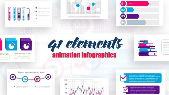 Videohive Infographics Vol.8 Free Download