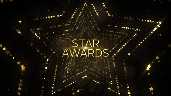 Videohive Star Awards Opener Free Download