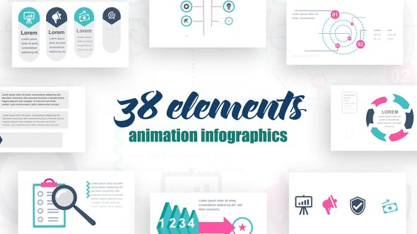 Videohive Infographics Vol.9 Free Download