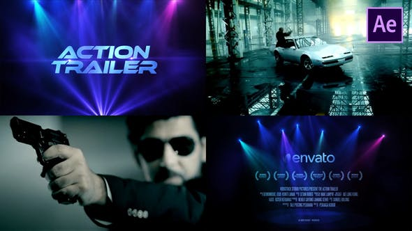 Videohive Action Movie Trailer 25565543 Free Download