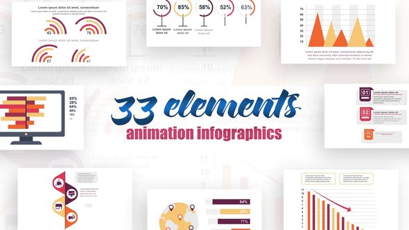 Videohive Infographics vol.11 Free Download