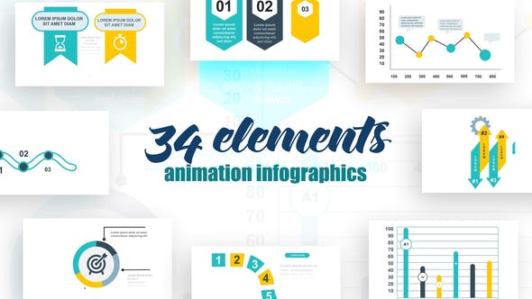 Videohive Infographics vol.16 Free Download