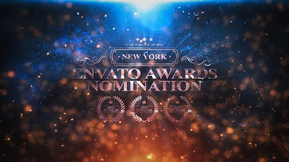 Videohive Awards | Cinematic And Luxary Titles Free Download