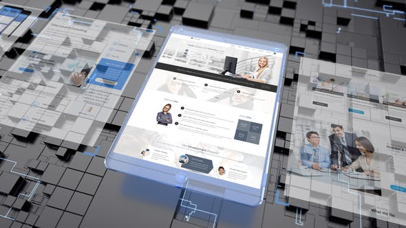 Videohive Innovation Opener Free Download