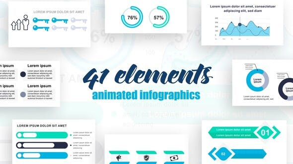 Videohive Infographics vol.20 Free Download