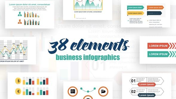 Videohive Infographics Vol.21 Free Download