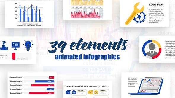 Videohive Infographics Vol.23 Free Download