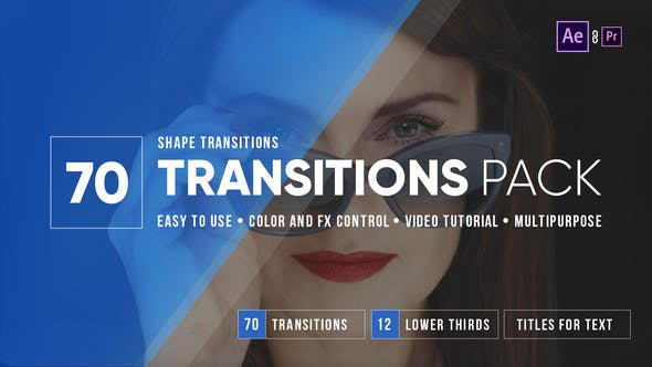 Videohive Transitions 19981614 – After Effects Project Files
