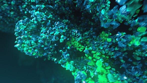Videohive Underwater Rocks Free Download