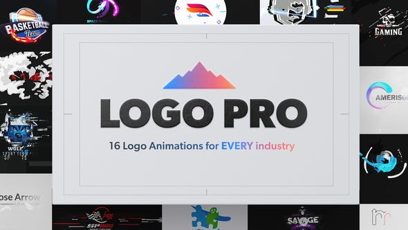 Videohive Logo Pro Logo Animation Pack 25621946 Free