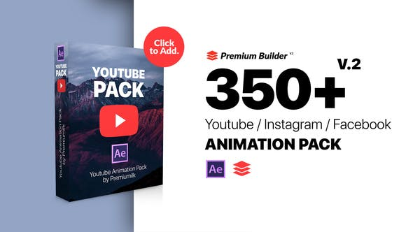 VIDEOHIVE YOUTUBE PACK – EXTENSION TOOL Free Download