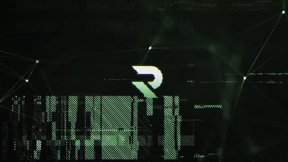 Videohive Connection | Glitchy Logo Reveal Free Download