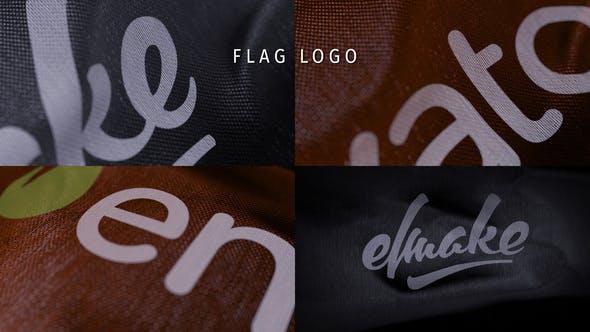 Videohive Flag Logo Free Download