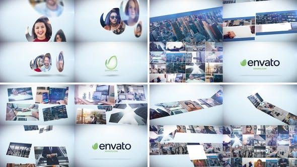 Videohive Corporate Photo Logo Free Download