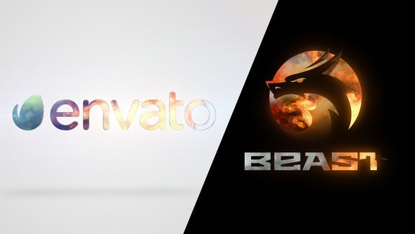 Videohive Clean Fire Logo Free Download
