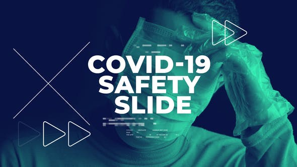 Videohive Covid-19 / Safety Slide Free Download
