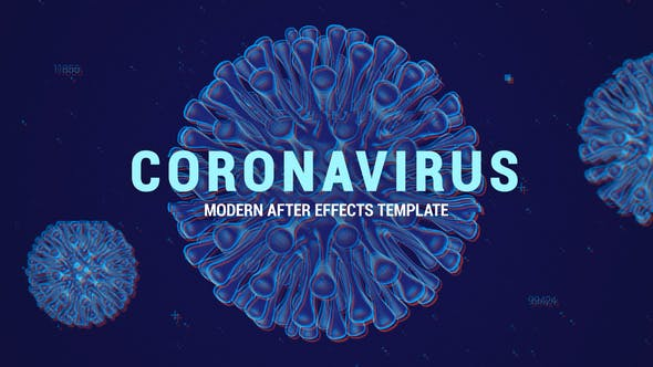 Videohive Coronavirus Slides Free Download