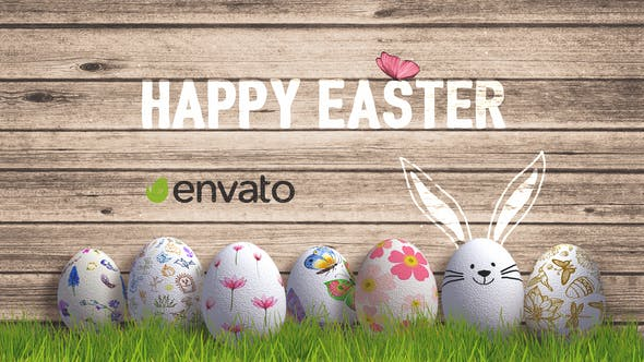 Videohive Happy Easter 26263708 Free Download