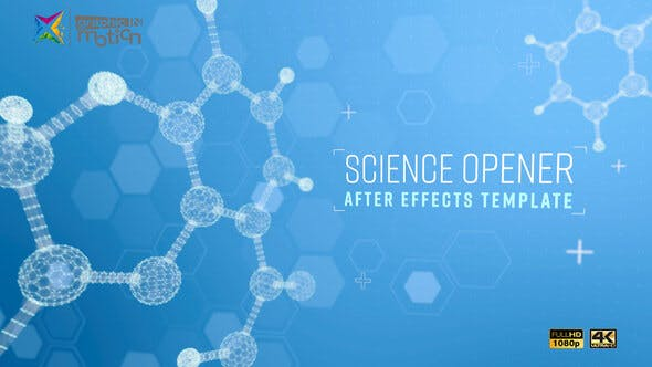Videohive Science Opener 26284561 Free Download