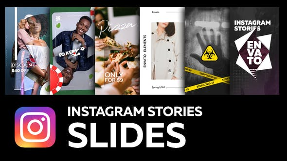 Videohive Instagram Stories Slides Free Download