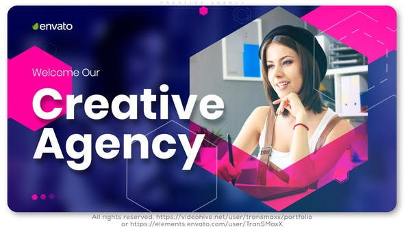 Videohive Creative Agency Free Download