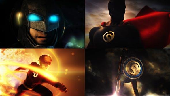 Videohive Super Epic Hero Logo Free Download