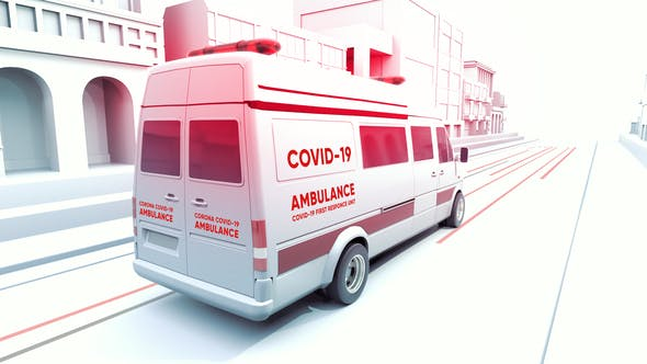 Videohive Covid-19 3D Medical Promo 26418573 Free