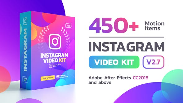 Videohive Instagram Stories V2.7 22331306 Free