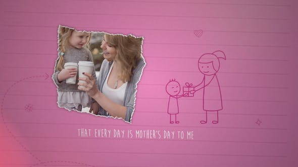 Videohive Mother's Day Greeting Free Download