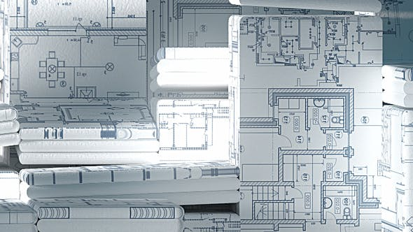 Videohive Construction and Electric Blueprints White Intro. 6 Ready Presets. Free Download