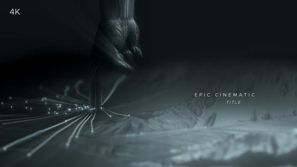 Videohive Epic Cinematic Title Free Download