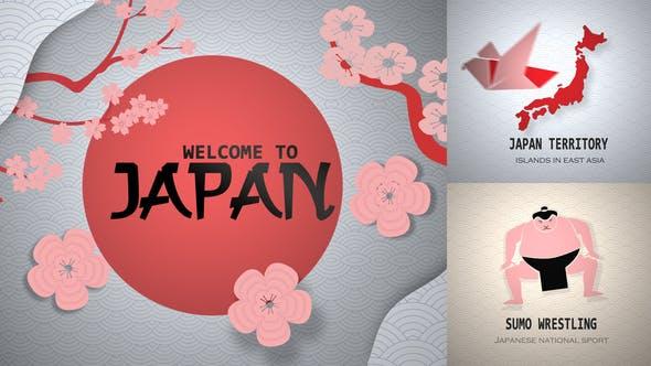 Videohive Japan Opener Free Download