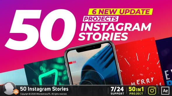 Videohive Instagram Stories V11 22798802 Free Download