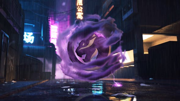Videohive Cyberpunk Futuristic Intro Free Download