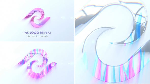 Videohive Ink Logo Reveal 26730058 Free