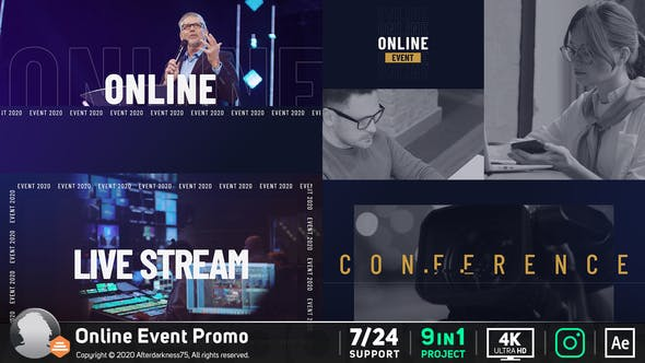 Videohive Event Promo Pack Free Download
