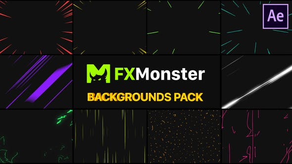 Videohive Speed Backgrounds | After Effects Free Download