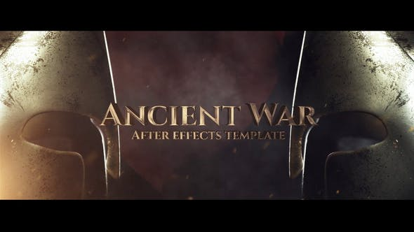 Videohive Ancient War Free Download