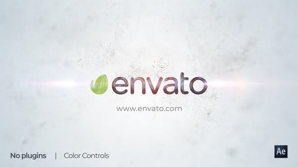 Videohive Clean & Simple Particles Logo Reveal Free Download