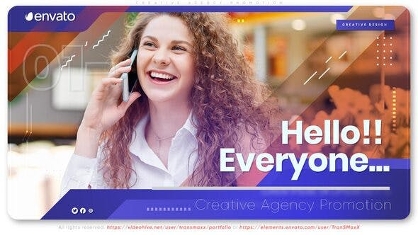 CREATIVE AGENCY PROMOTION