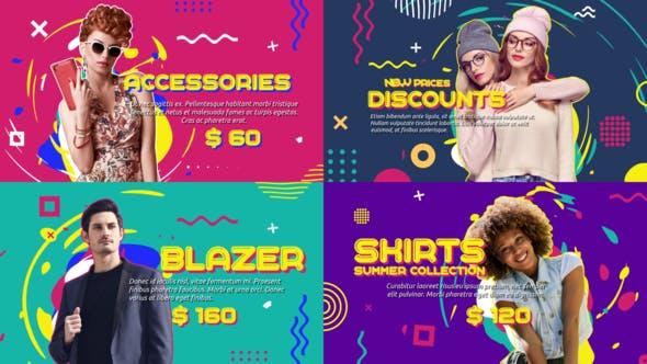 Videohive Fashion Top 10 Countdown Free Download