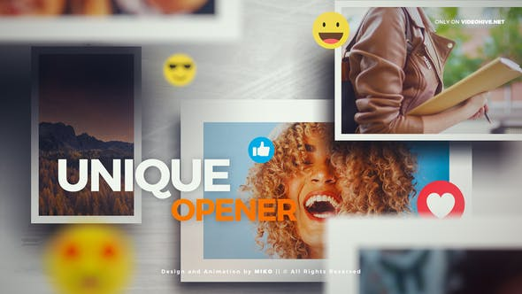 Videohive Intro Opener 26527881 Free