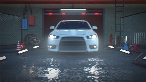 Videohive Car Logo 27567906 Free